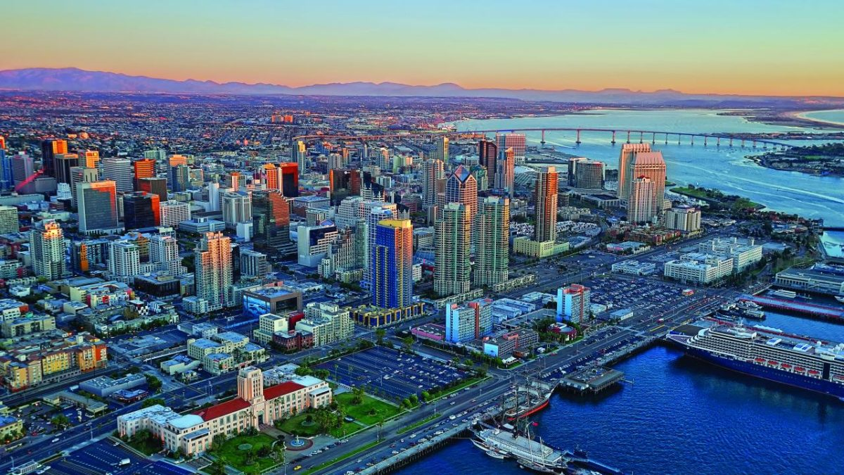 What Is San Diego Famous For
